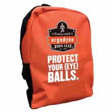 Brand Premium BPAK-BP  Eye Balls Orange Backpack