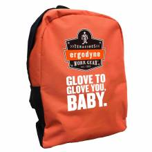 Brand Premium BPAK-BP  Glove to Glove Orange Backpack