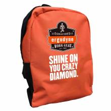 Brand Premium BPAK-BP  Shine On Orange Backpack