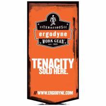 Ergodyne BANNER  Vertical - SM Tenacity Sold Here Banner