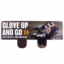 Ergodyne CNTPHDR-L  Trades Gloves Large Countertop Display Header Card