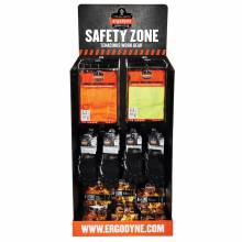 Ergodyne HUTCHKIT  Safety Zone Corrugated Hutch Display