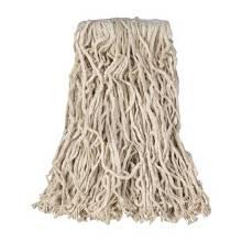 Rubbermaid Commercial V156-00-WH Value Pro Cotton (12 EA)