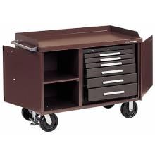 "Kennedy 4806B 48"" 6-Drawer Versa-Benchw/Compartment"