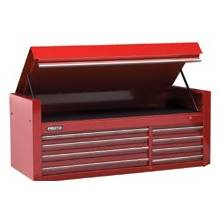 """Proto 455027-12RD Red 12 Drawer Chest 50X27"""""""