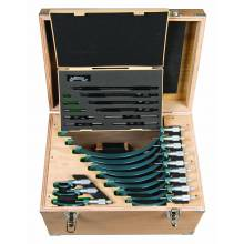 """Mitutoyo 103-908-40 Outside Micrometer Set 12 Pc 0-12"""""""