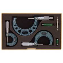 """Mitutoyo 103-922 0-3"""" Outside Micrometer"""