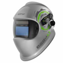 Optrel 1006.500 E684 Silver Welding Helmet
