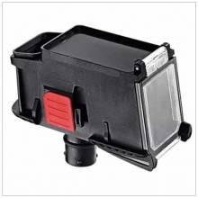 BOSCH 2610014502 Vacuum Port Adaptor (Connects 11250VSRD to Vacuum Hose)