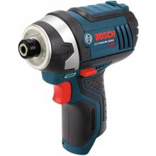 BOSCH PS41BN 12V Max Impact Driver Bare Tool w/ Insert Tray for L-Boxx1