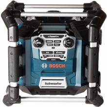 BOSCH PB360C Power Box 360 26W Digital Media Stereo/Radio/Charger w/ Bluetooth (14.4V - 18V Li-Ion)