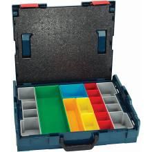 BOSCH L-Boxx-1A L-Boxx1A Case - Size 1 w/ 13 Piece Insert Set