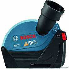"""BOSCH GA50UC 5"""" Concrete Cutting Dust Collection Cover"""