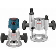 BOSCH MRC23EVSK 2.3 HP Electronic Variable Speed Modular Router System (Combo Kit) w/ Trigger Control