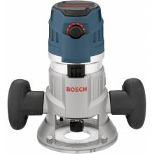 BOSCH MRF23EVS 2.3 HP Electronic Variable Speed Fixed-Base Router w/ Trigger Control
