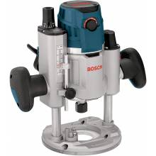 BOSCH MRP23EVS 2.3 HP Electronic Variable Speed Plunge-Base Router w/ Trigger Control