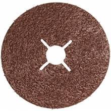 "BOSCH T4240 7"", 24 Grit, Abrasive Sanding Disc (25 pk)"