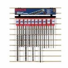 BOSCH T5017R SDS Max Wire Rack Merchandiser (10 pieces)