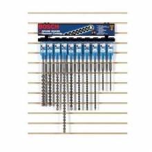 BOSCH T5018R Spline Shank Wire Rack Merchandiser (10 pieces)