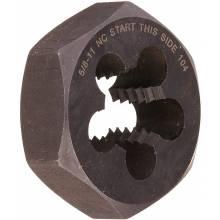 BOSCH B46024 5/8-11 Hex Die Black Oxide