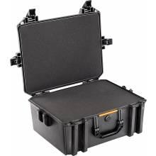 Pelican V550 VAULT CASE WL/WF BLACK