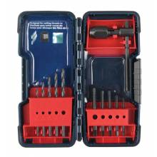 BOSCH B44710 11pc Tap & Drill Set Black Oxide