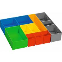 BOSCH ORG72-10 Organizer Set - 10 Piece for i-Boxx72
