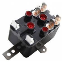 Packard PR384 SPNO-SPNC Switching Fan Relay SPNO-SPNC 240 Coil Voltage 18 Resistive Amps
