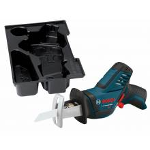 BOSCH PS60BN 12V Max Pocket Reciprocating Saw Bare Tool w/ Insert Tray for L-Boxx1