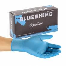 Powder Free Nitrile BLUE-M
