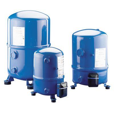 Danfoss NTZ271A3LR1A Recip Compressor, Low Temp R-404A/R-507, 29,788 BTU,  200/230-3-60