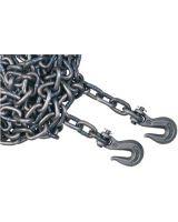 Peerless 005-6600044 3/8 In X 20 Ft Grade 43High Test Tie Dwn Chain (Qty: 1)