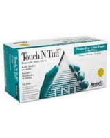 "Ansell 012-92-600-7.5-8 Touchntuff 92-600 Pf 9""Exam Grn Nit Sz M 7.5/8 (1 BX)"