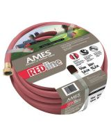 "Ames True Temper 4009100A 3/4"" X 100' Commercial Duty Red Hose"