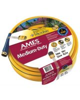 "Ames True Temper 4008100A 5/8"" X 50' Yellow All Weather Hose Crushproof Cp"