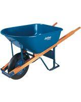 Ames True Temper M6T22 6Cu. Ft. Contractor Wheelbarrow