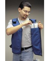 Allegro 8413-03 Std. Cooling Vest For Inserts - Large