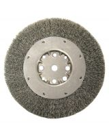 "Anderson Brush 01974 Dmx-8 .014X8"" Crimped Wire Wheel Brush"