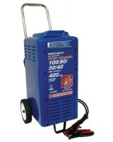 Associated Equipment 6002B Fast Charger 90/80/45Ampwheels 440A