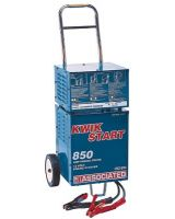 Associated Equipment 6127 Starter- Wheels- W/10 Amp Fully Automatic C