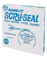 Band-It 080-M21099 3/8 Band All Ss Make A Clamp- Edp# (1 SET)