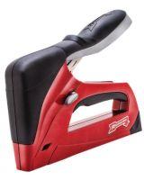 Arrow Fastener T50RED Pro Manual Staple & Bradnail Gun