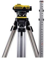 Bosch Power Tools 55-SLVP24ND 24X Automatic Level Kittripod & Rod Degrees