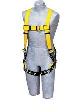 Dbi/Sala 1102000 Delta Back D-Ring  Tb Leg Straps (Univ. Size)