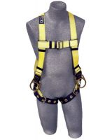 Dbi/Sala 1102008 Delta No-Tangle Body Harness Vest Style