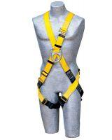 Dbi/Sala 1102010 Cross-Over Style Full Body Harness Universal