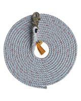 Dbi/Sala 1202879 5/8 Lifeline Polyester/Polypropylene Snap Hook