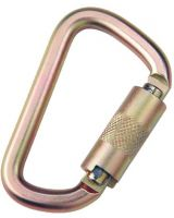 Dbi/Sala 098-2000112 Steel Small Carabiner 3600Lb Ansi Gate Self C (Qty: 1)