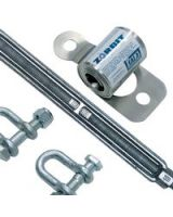 Dbi/Sala 098-7401032 Zorbit Energy Absorber W/ 2 Shackles Bolts And (Qty: 1)