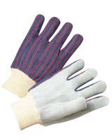 Anchor Brand 2010 Anchor 3863 Leather Palmknit Wrist Cotton (1 PR)